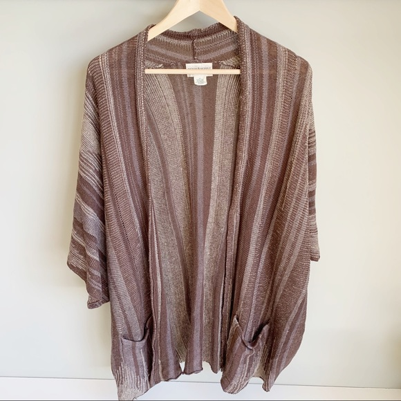 Denim & Supply Ralph Lauren open front poncho